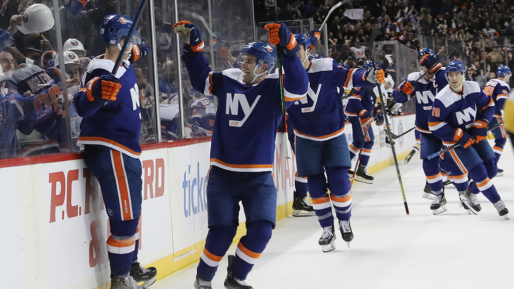 Nelson Leads Islanders To Overtime Win, Pushes Franchise Record Point Streak To 16