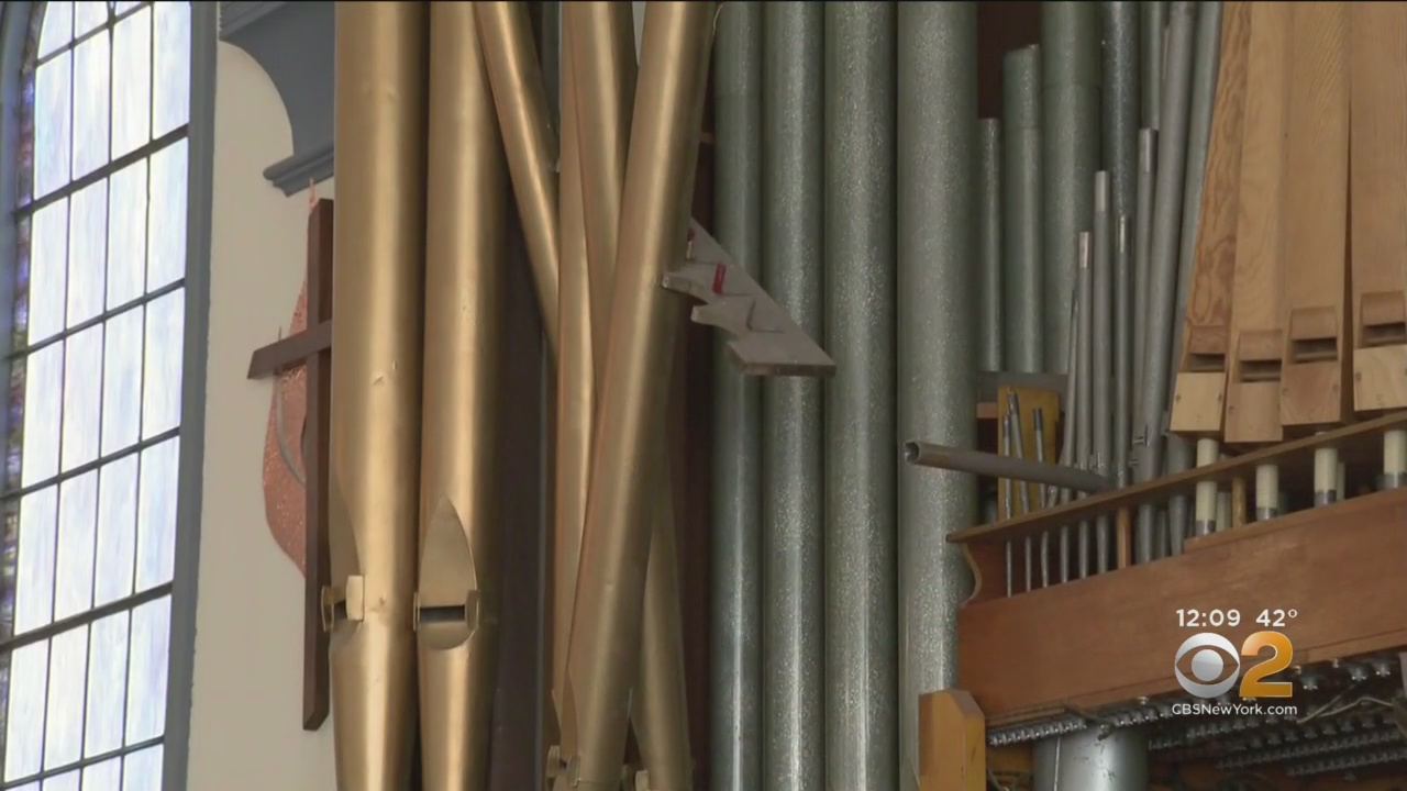 An Act Of Desperation? N.J. Church's Cherished Pipe Organ Vandalized