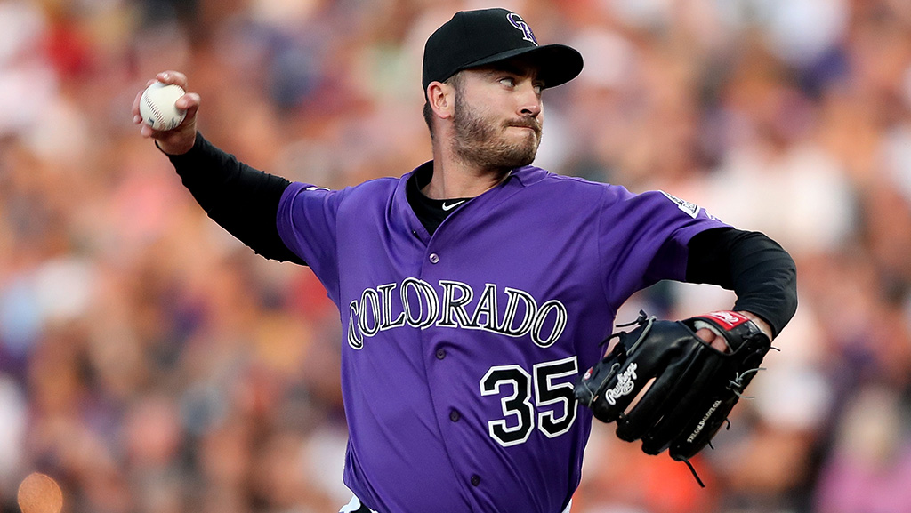 Pitcher Chad Bettis, Yankees Reach Minor League Deal