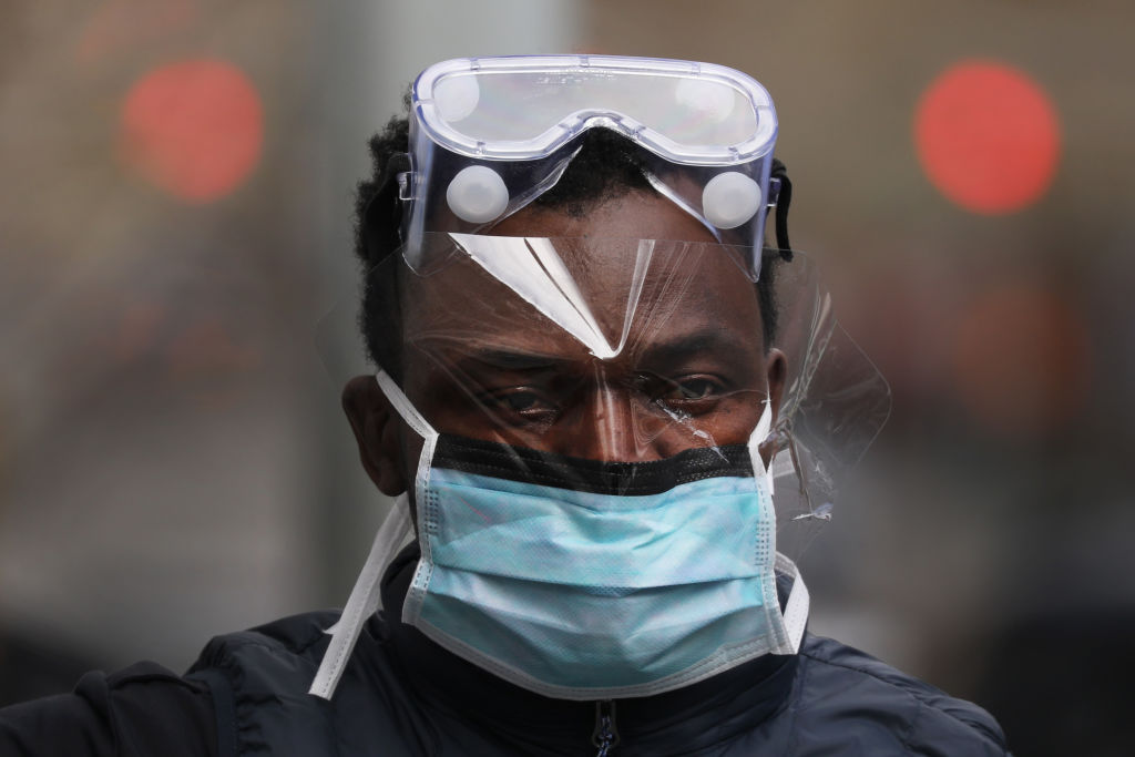 Coronavirus Update: Health Care Workers Demand More PPEs As Death Toll Spikes In NYC