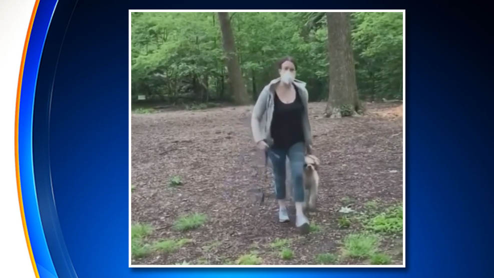 NYPD: Amy Cooper, Woman Involved In Viral Central Park Confrontation, Could Face Charges