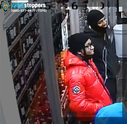 Woman says an attacker tried to bite her eye out after she rejected his offer at Harlem liquor store