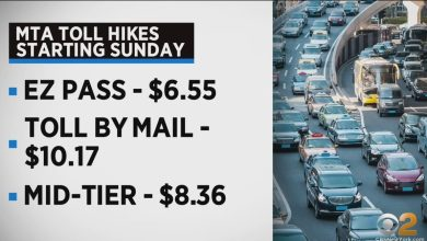 MTA Toll Hikes At Major Crossings Start This Weekend – CBS New York