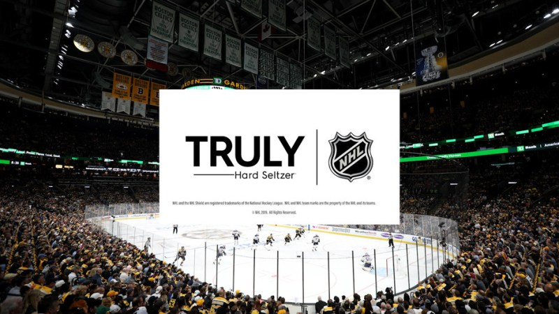 The Boston Beer Company And NHL Announce Multiyear U.S. Partnership