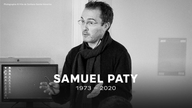 The French Consulate honors the memory of Samuel Paty - Consulat général de France à New York