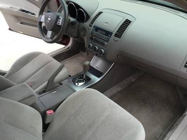 2005 Nissan Altima 2 5 S Black Interior Psoriasisguru