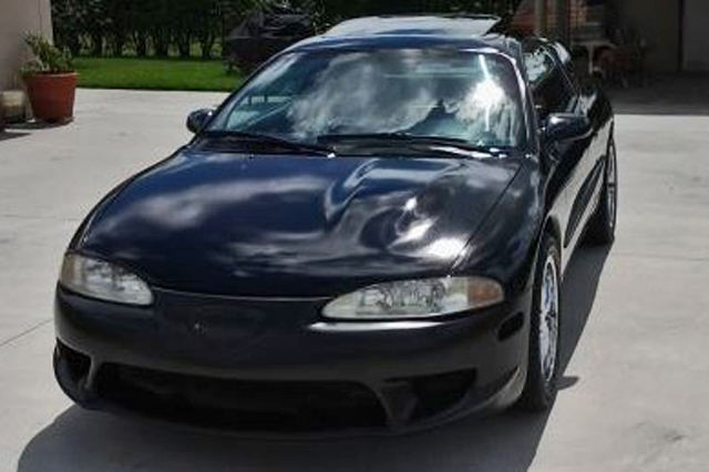 1998 Eagle Talon TSi featured on NewYorKars.com