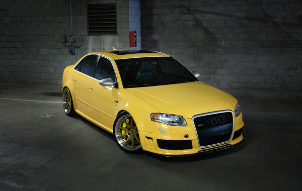 Denis DaSilva's 2007 Audi RS 4 for Oloi and NewYorKars