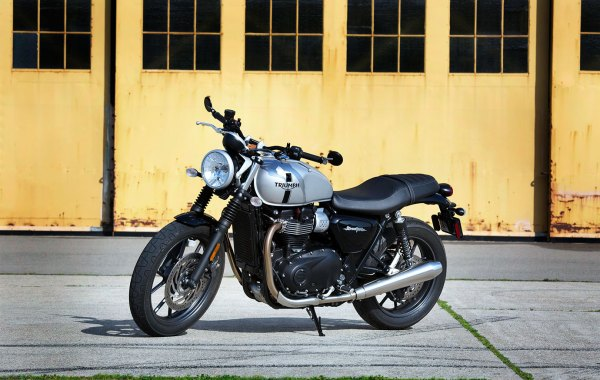 2018 Triumph Street Twin featured on NewYorKars and Oloi