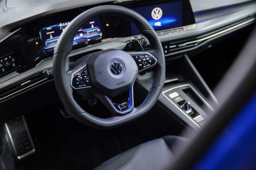 2022 Volkswagen Golf R reveal