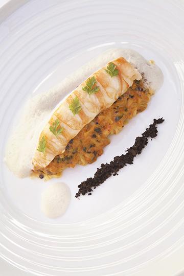 Lobster Bolognese: Fresh Capellini, Black Truffles, Basil