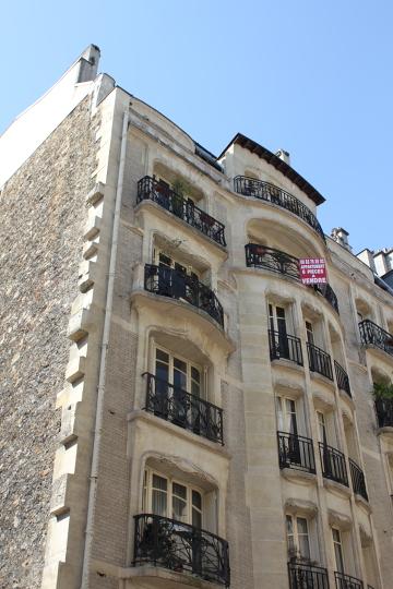 Immeuble Trémois (1909-10). Photo © 2012 Alan Miller.