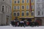 Mozarts Geburtshaus. Photo by Marion Kalter.