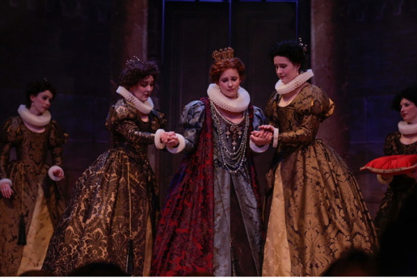 Handel's Almira at BEMF. Photo by Kathy Wittman.