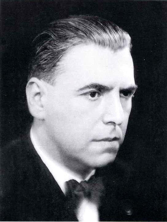 Composer Erwin Schulhoff