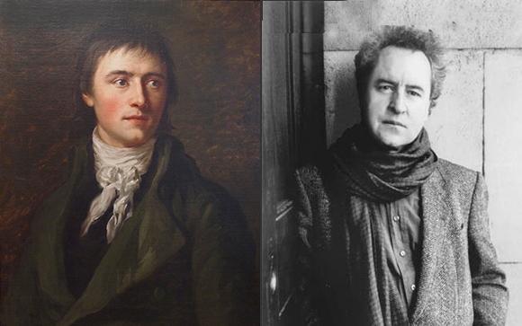 Heinrich von Kleist and John Banville