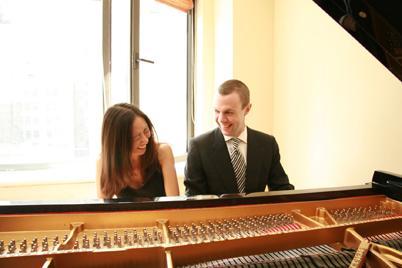 Jessica and Michael Shinn