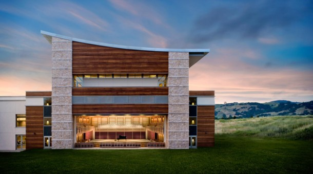 weill_hall_green_music_centre_sonoma_state_san_francisco_magazine_david_wakely_lisa_trottier