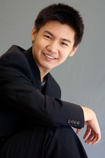 Conrad Tao. Photo Ruiming Wang.