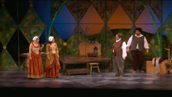 Boston Midsummer Opera's production of Fredrich von Flotow's 'Martha.' Still from video on http://www.bostonmidsummeropera.org, clip courtesy of Performance Video.