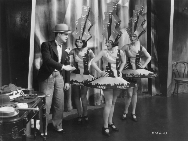 "A Scene from Paul fejos' ""Broadway"""