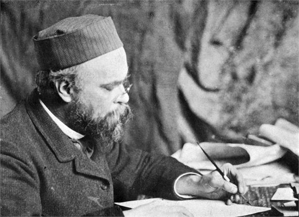 Paul Verlaine (1844-1896). Album / Oronoz.