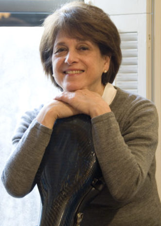 Ruth Sommers, Founder and Director of Festival Chamber Music.