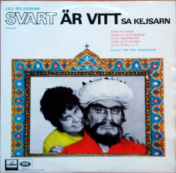 Laci Boldemann's Svart Är Vitt  Sa Kejsarn (Black Is White, Said the Emperor): A Family-Friendly Fable from Sweden (1965)