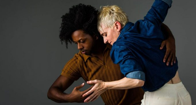 """""""Home,"""" by the Gibney Dance Company at The Theater,  November 16, 2018"""
