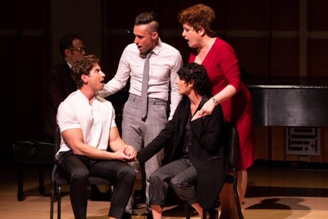 Broadway Close Up: Love Who You Love, Merkin Hall at Kaufman Music Center