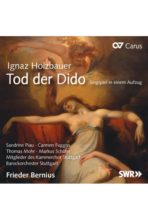 A Rare Early Attempt at Serious Opera in German: Ignaz Holzbauer's Tod der Dido (1780)