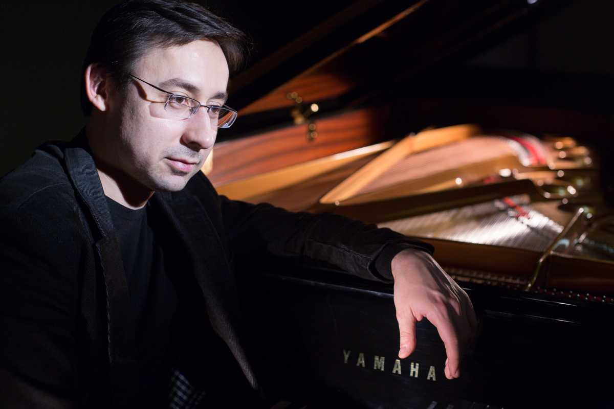 Alexander Kobrin, pianist, in Beethoven, Schumann, and Brahms at Zankel Hall