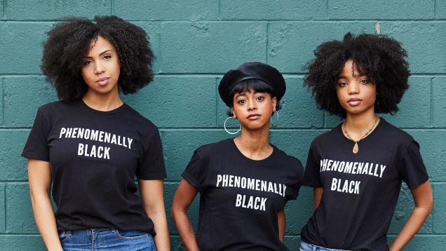 Phenomenally Black: Phenomenal Woman and Black Futures Lab