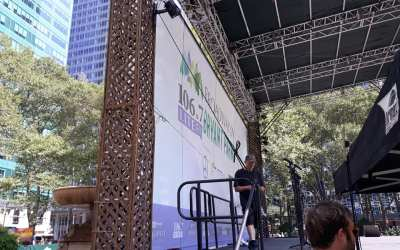 Are you ready for WEEK 5 of Broadway in Bryant Park 2019?