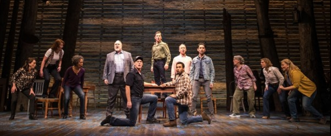 COME FROM AWAY Will Fly to the West End in February 2019!