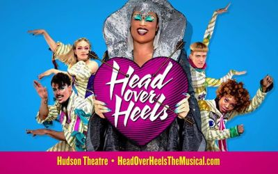 Head Over Heels – The New Musical
