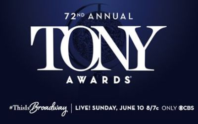 THE MOMENT IS FINALLY HERE!!! Be sure to tune in to The 72nd Annual Tony Awards comin