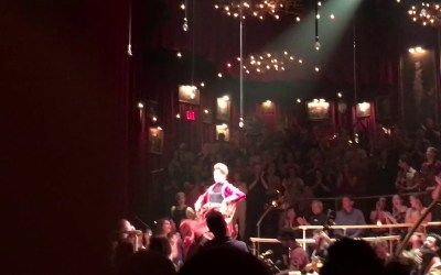 Check out Okieriete Onaodowan and Ingrid Michaelson's final curtain call in the Award…