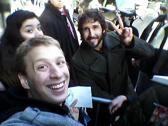 In honor of Josh Groban's final performance in The Great Comet today, check out this …
