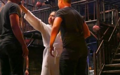 Jon Jon Briones and More Feel Like Action Stars as They Fight in Miss Saigon