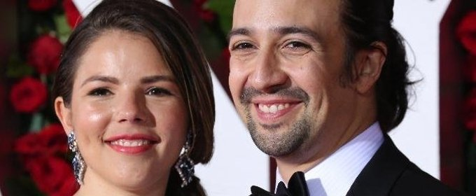 Lin-Manuel Miranda Confirms He and His Wife Are Expecting Second Child