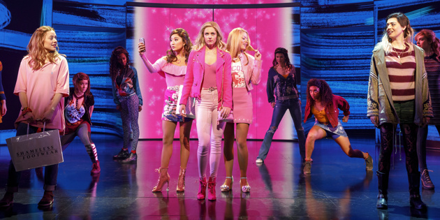 Meet the Plastics! Tina Fey's Tony-Nominated Musical Mean Girls Will Launch a National Tour in Fall …
