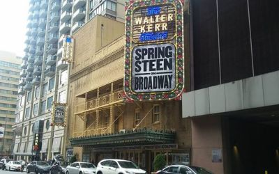 ON THE MARQUEE: Legendary rock star Bruce Springsteen is bringing an intimate acousti…
