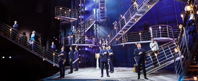 South Korea's OD Company Sets Course for Broadway with TITANIC Revival