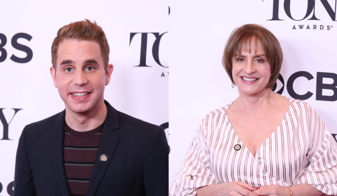 Tony Winners Ben Platt and Patti LuPone Will Perform on the Grammy Awards | Playbill
