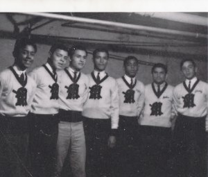 Seven Masters Social Athletic Club also Egyptian Crowns from Simpson Street the Bronx