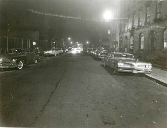 330 West 47th Street Home of Anthony Krzesinski 1959