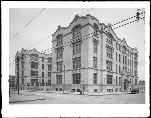 Eastern District High School