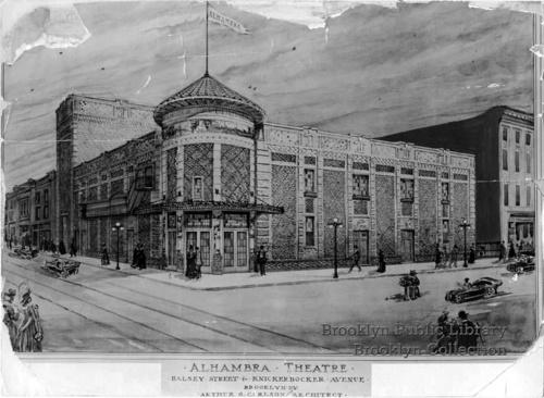Elhambra Theatre