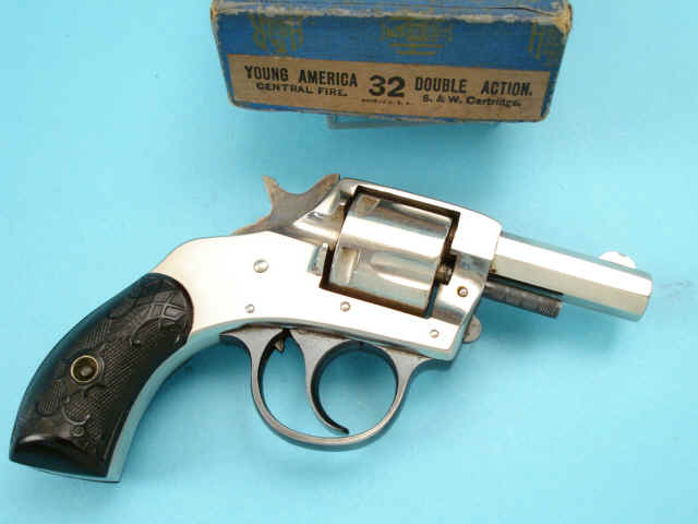 """Young America"" revolver"